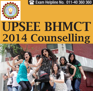 UPSEE BHMCT 2014 Counselling