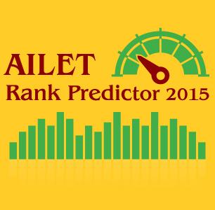 AILET 2015 Rank Predictor