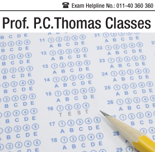 AIPMT 2014 Answer Key by P C Thomas