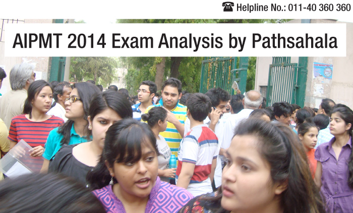 AIPMT 2014 analysis by Pathshala