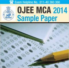 OJEE MCA 2014 Sample Paper