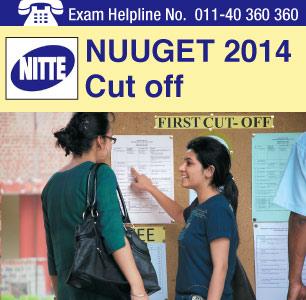 NUUGET 2014 Cutoff