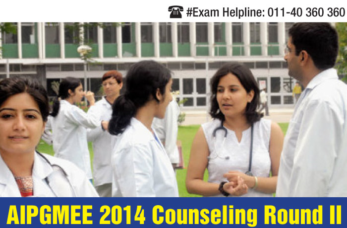 AIPGMEE 2014 Counseling Round II: Over 700 new candidates allotted seats; 7 in top 100 opt out from Round-I