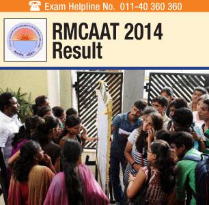 RMCAAT 2014 Result