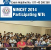 NIMCET 2014 Participating Colleges