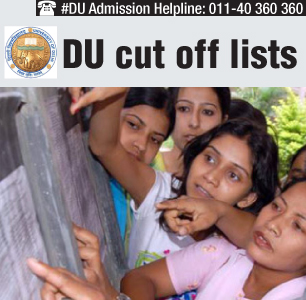 DU likely to continue with 10 or more cutoff lists for UG admission