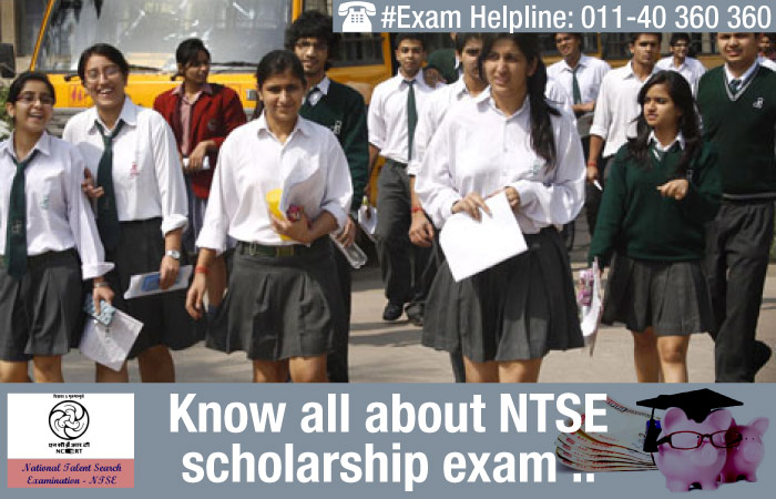 Know all about NTSE scholarship exam
