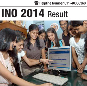 INO 2014 Result
