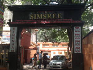 SIMSREE Mumbai completes final placement 2014