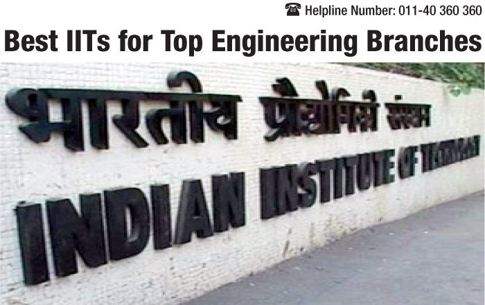Best IITs for Top Engineering Branches – Check here