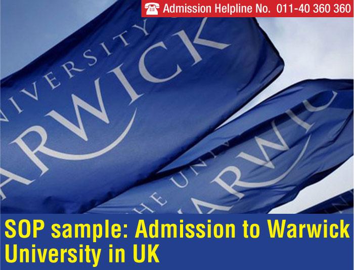 sample statement of purpose for undergraduate admissions