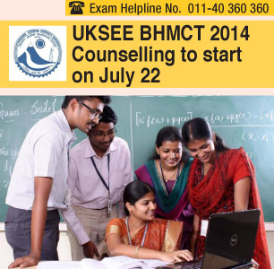 UKSEE BHMCT 2014 Counselling to start on July 22