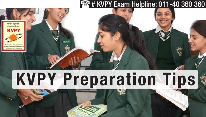 KVPY 2014 Preparation Tips