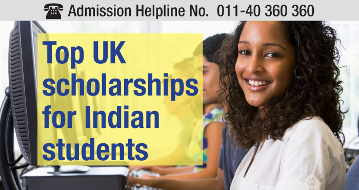 Top UK scholarships for Indian students