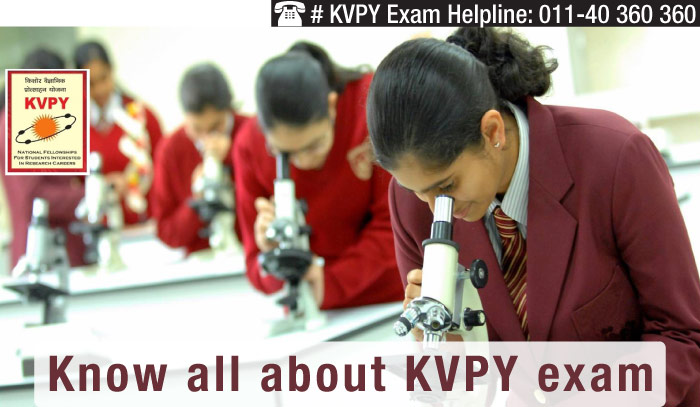KVPY 2014- Know all about