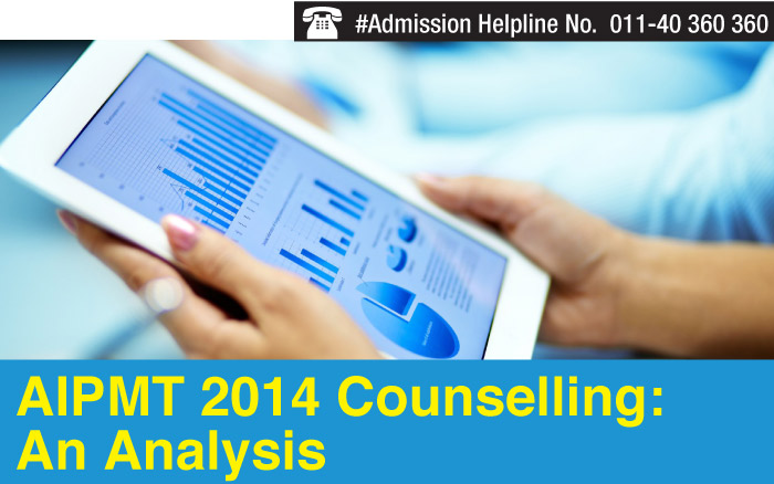 AIPMT 2014 Counselling - An Analysis