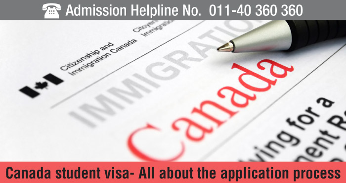 canada student visa all about the application process