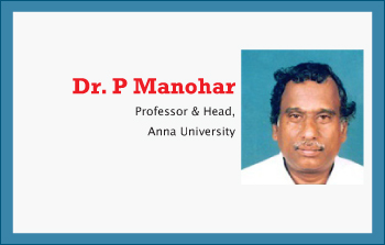 Expert Column on Ceramic Engineering by Dr. P Manohar