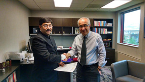 Asia Pacific Institute signs MOU with University of Northern Iowa