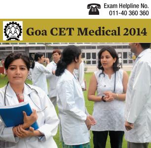 Goa CET Medical 2015