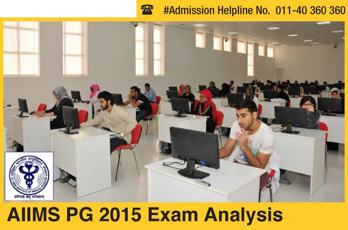 AIIMS PG 2015 Exam Analysis