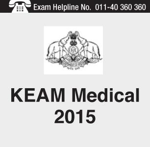 KEAM Medical 2015