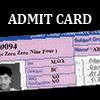 NCHM JEE 2015 Admit Card