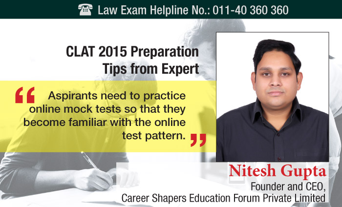 CLAT 2015 Preparation Tips from Experts