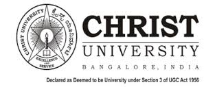 Christ University Law 2015 Eligibility