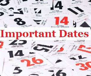 Panjab University BA LLB 2015 Important Dates