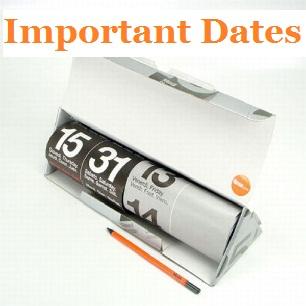 LAT 2015 Important Dates