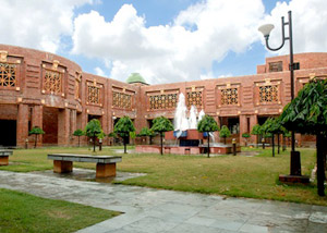 IIM Lucknow Final Placement Report 2015 - Sales & Marketing highest recruiting sector