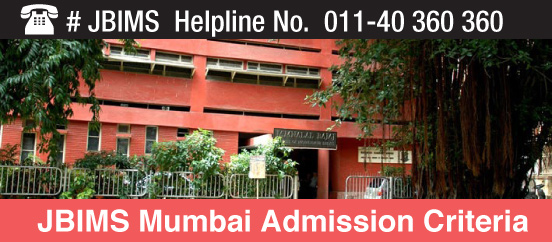 JBIMS Mumbai Admission Criteria 2015 – MAH CET not compulsory, Counselling to be replaced by Personal Appearance rounds