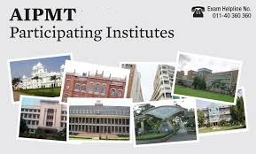 AIPMT 2015 Participating States and Institutions