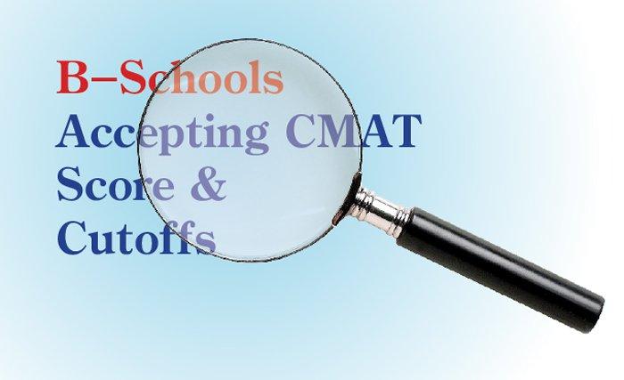Top B-schools Accepting CMAT Scores