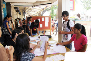 AIL Entrance Test 2015 Admit Card