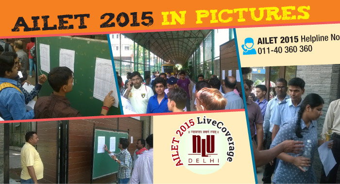 AILET 2015 in Pictures