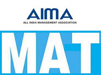 AIMA conducts paper based MAT May 2015 on May 3