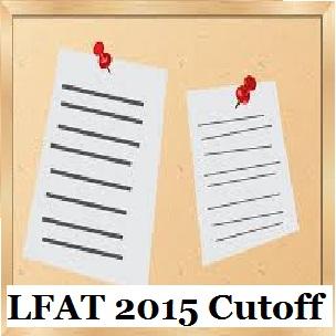 LFAT 2015 Cutoff