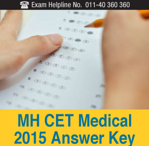 mh cet medical 2015 answer key available now