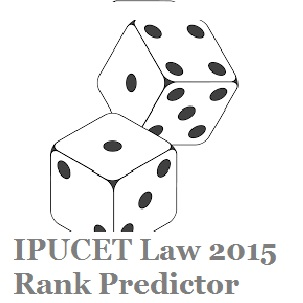 IPUCET Law 2015 Rank Predictor