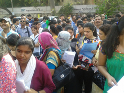 MH CET Medical 2015 exam conducted on May 7