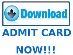 CMC Vellore MBBS 2015 Admit Card