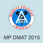 MP DMAT 2015