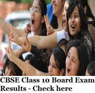 CBSE 10th Result 2015 - Announced at cbseresults nic in