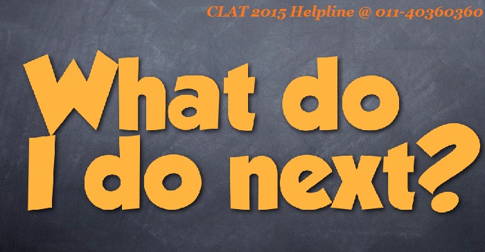 CLAT 2015: What after the declaration of results