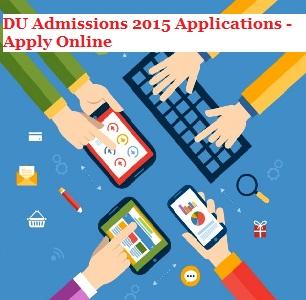 Delhi University 2015 Online Applications begin from May 28