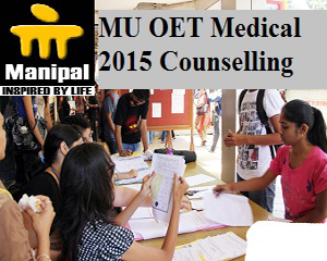 MU OET Medical 2015 Counselling