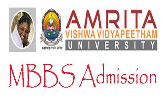 Amrita MBBS 2015 Result declared on June 11