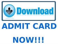 MP DMAT 2015 Admit Card